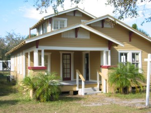 Seminole Heights 1926 Bungalow
