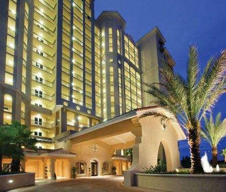 Castillo High Rise on Tampa Bay