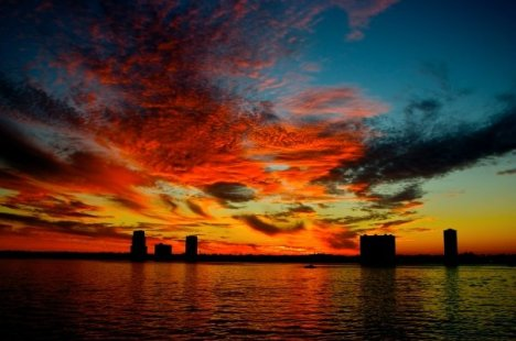 Tampa Bay Sunset